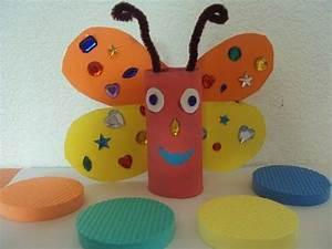 Activites Enfant 2 Ans : lison 2 ans a r alis une joli papillon kids 39 crafts daycare crafts crafts for kids et ~ Melissatoandfro.com Idées de Décoration