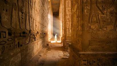 Egypt Ancient Egyptian Cool Pyramid Wallpapers Chamber