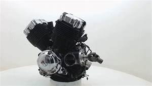 Used Engine Yamaha Xvs 650 Dragstar 1997