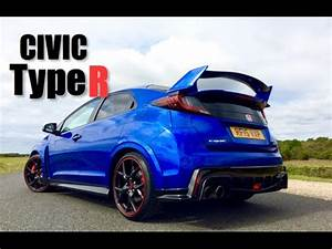 Honda Civic 9 Type R : 2016 honda civic type r review inside lane youtube ~ Melissatoandfro.com Idées de Décoration