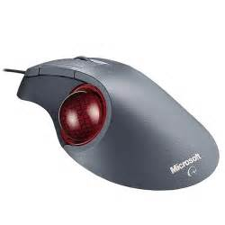 Microsoft Trackball Optical Mouse