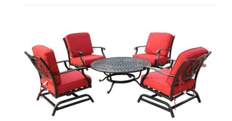 Kontiki Cube Patio Furniture by Kontiki Outdoor Metal Sofa Sets Outdoor Furniture