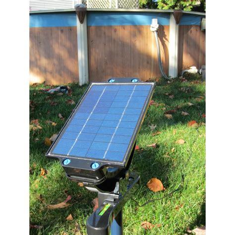 led above ground pool light new bluewave na4121 solar ez light white led above ground