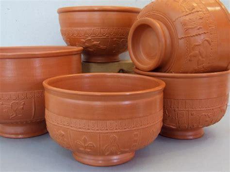 Pottery Lamp by Roman Pottery