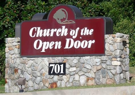 church of the open door day 16 september 23 2007 church of the open door and