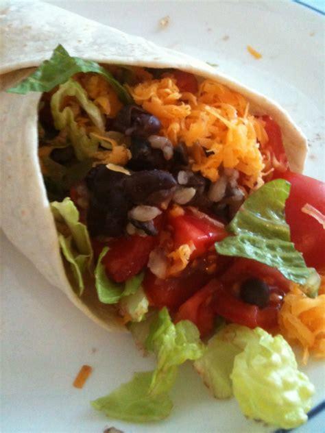vegetarian burrito vegetarian burrito skinnytwinkie