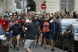 Russian Hooligans Storming Back To Lille To Fight English