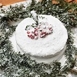 Food Nasty: Christmas Melting Snow Cake