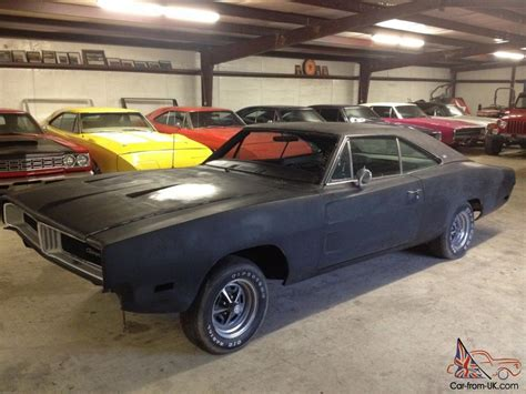 dodge charger rt se  numbers matching  auto