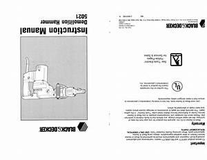 5021 Manuals