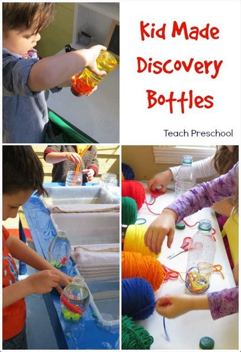 simple child made discovery bottles teach preschool 708 | Kid made discovery bottles by Teach Preschool.jpg