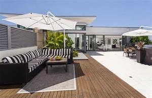 Matériaux Pour Terrasse : am nagement terrasse prix mat riaux terrasse ~ Edinachiropracticcenter.com Idées de Décoration