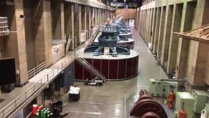 Deep Inside Hoover Dam - Tour Of Massive Generators 700 Feet Down