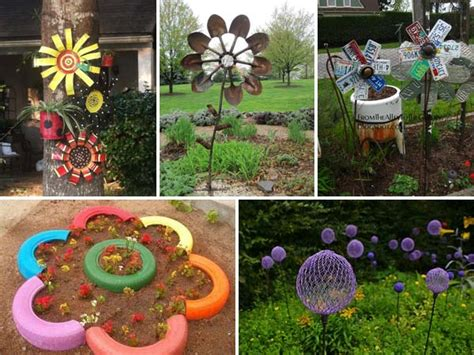 Diy Garden Decoration Projects by Top 30 Stunning Low Budget Diy Garden Pots And Containers