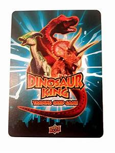 Dinosaur King Trading Card Game Booster Pack 2 Pack 18