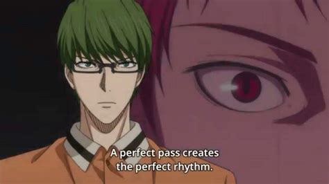 misdirection passes together perfect were they midorima wise words