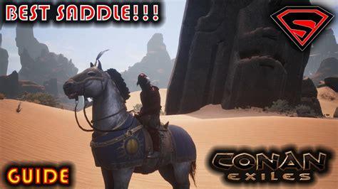 conan saddle exiles