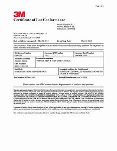 40 free certificate of conformance templates forms With letter of conformance template