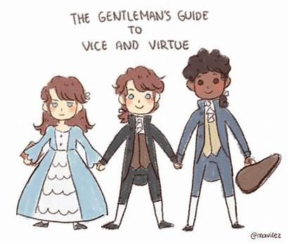Vice Gentleman Guide Virtue Mackenzi Lee Books