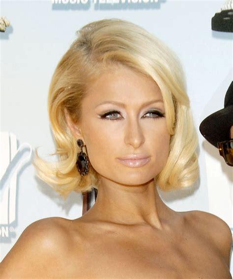 fryzury gwiazd celebrity hairstyles paris hilton hairstyle