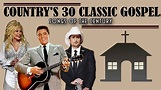 The Very Best Country Gospel Songs - Greatest Old Country ...
