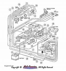club car precedent 48 volt battery wiring diagram wiring With wiring diagram 2007 club car precedent