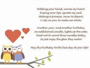 52 Best Happy Birthday Poems - My Happy Birthday Wishes