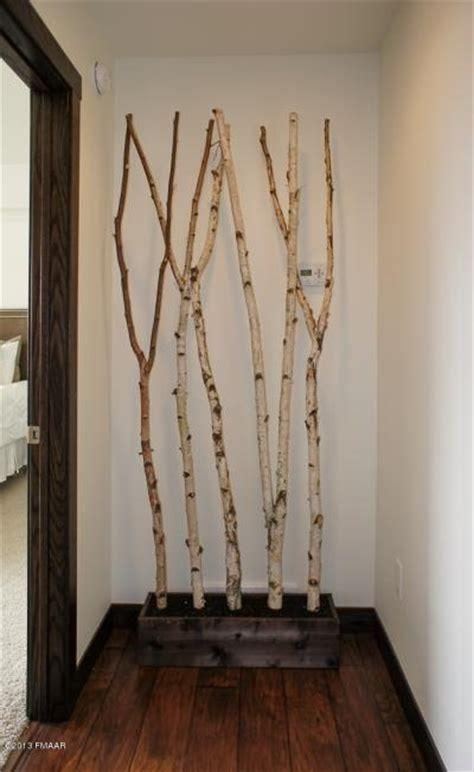 birch decor images  pinterest christmas porch