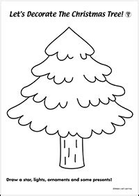 lets decorate  christmas tree song resources maple