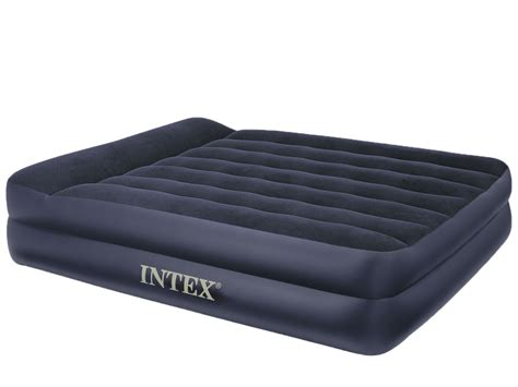 Luchtbed Obelink by Intex Pillow Rest Raised Bed Queen Luchtbedden Slapen