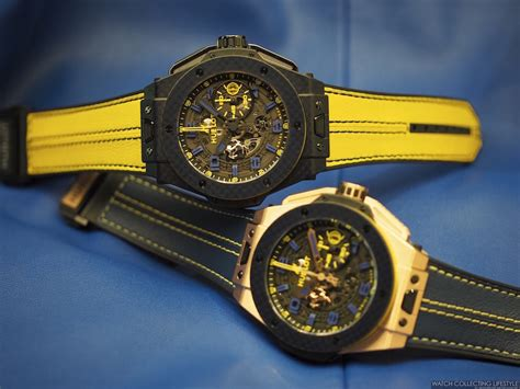 Subsequent variations in titanium and yellow gold limited to 50 and 20. Insider: Hublot Big Bang Ferrari Brasil Limited Edition. A 75-Piece Special Edition with 25 ...
