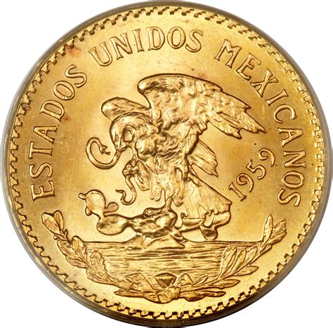 20 pesos mexico numista