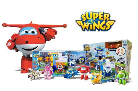 'super Wings' Launches On Youtube  Animation World Network