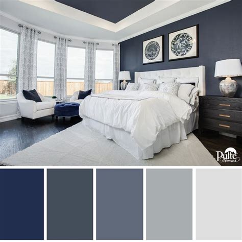 Bedroom Color Schemes With Blue by 25 Best Ideas About Bedroom Color Schemes On