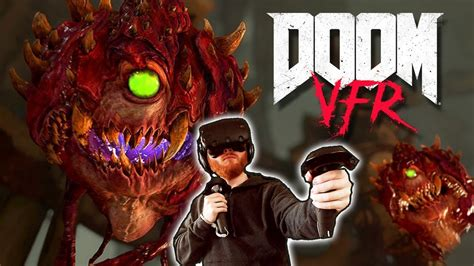 Doom Vfr Gameplay  Bethesda's Teleportationbased Vr