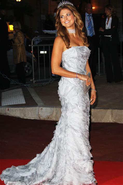 princess madelines wedding dress designer confirmed