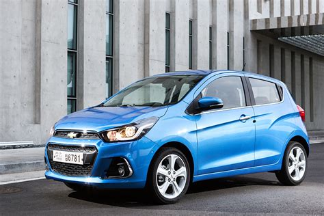 chevy spark info pictures specs wiki gm authority