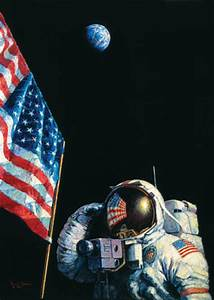 Astronaut Alan Bean Artist - Pics about space