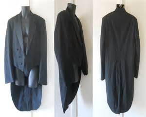 Men's Tuxedo Jacket with Tails