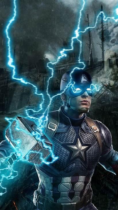 Captain America Endgame Avengers 4k Wallpapers Iphone