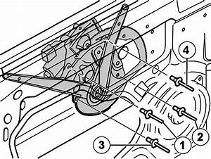 I Want To Change My Front Passenger Side Window Regulator