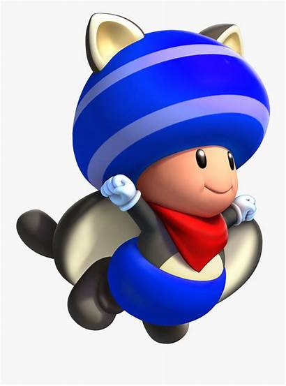 Mario Toad Yellow Clipart Flying Squirrel Bros