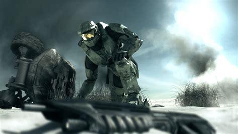 Halo 3 Master Chief Wallpaper Wallpapersafari