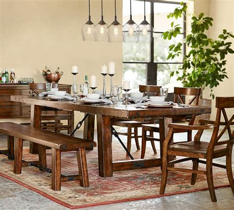 pottery barn dining furniture sale 25 dining tables