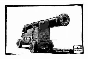 Daily Drawing 0008 - Cannon of 7 by Amarynceus on DeviantArt