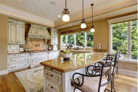 top kitchen countertop materials pros  cons installation costs