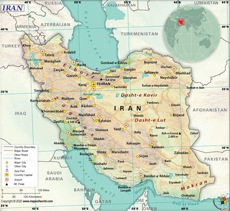 What are the Key Facts of Iran? | Iran Facts - Answers