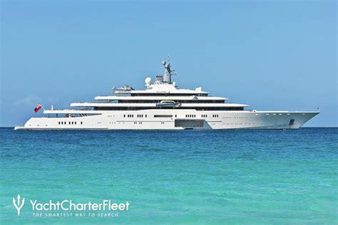 Eclipse Boat by Eclipse Yacht Blohm Voss Yacht Charter Fleet