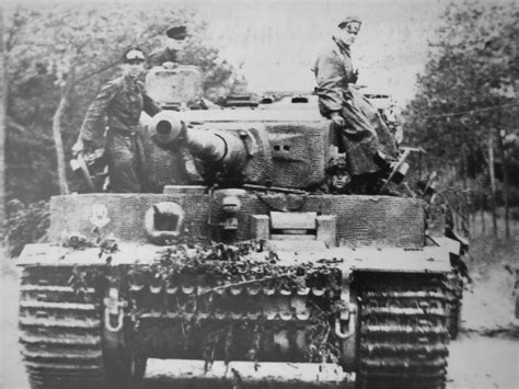 tiger  ausf  late version implemented suggestions