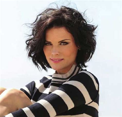 short brunette haircuts   short hairstyles